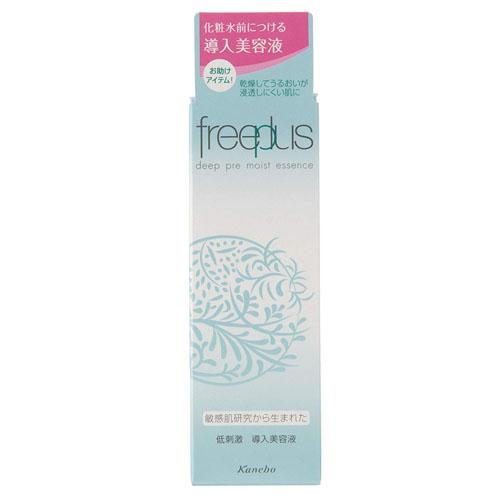 Kanebo freeplus Deep Pre Moist Essence 80ml / Chất lỏng tinh chất Nhật Bản